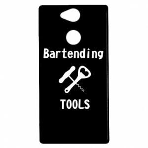 Etui na Sony Xperia XA2 Bartending tools