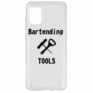 Etui na Samsung A31 Bartending tools