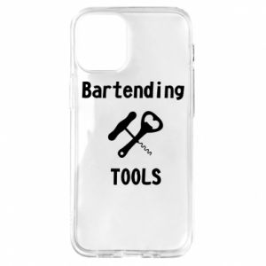 iPhone 12 Mini Case Bartending tools