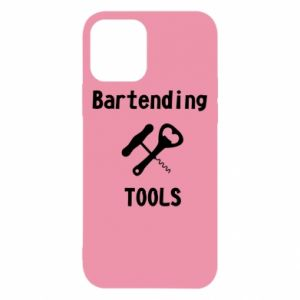 iPhone 12/12 Pro Case Bartending tools
