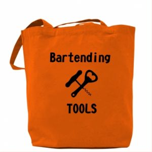 Bag Bartending tools