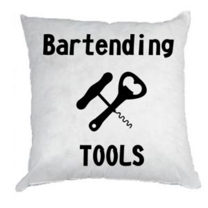 Pillow Bartending tools