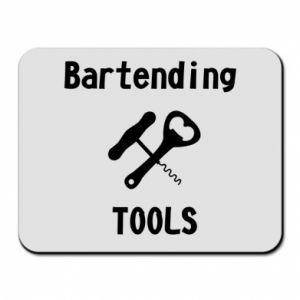 Podkładka pod mysz Bartending tools
