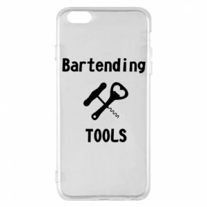 Etui na iPhone 6 Plus/6S Plus Bartending tools