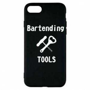 Etui na iPhone 7 Bartending tools