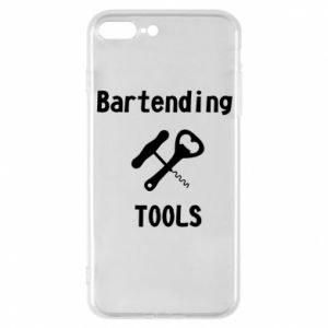 Etui na iPhone 7 Plus Bartending tools