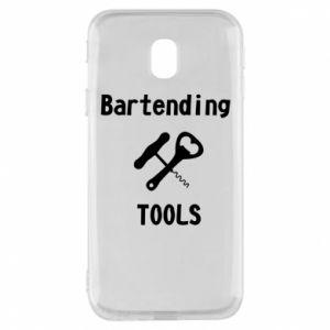 Etui na Samsung J3 2017 Bartending tools