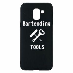 Etui na Samsung J6 Bartending tools