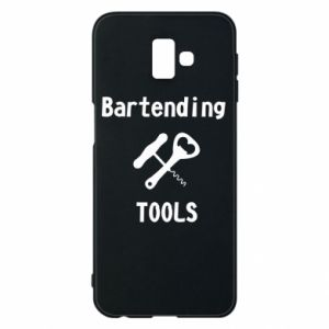 Samsung J6 Plus 2018 Case Bartending tools