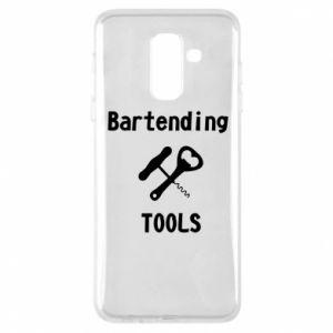 Etui na Samsung A6+ 2018 Bartending tools