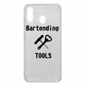 Etui na Samsung A30 Bartending tools