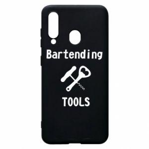 Etui na Samsung A60 Bartending tools