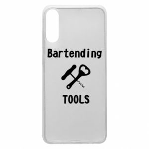 Etui na Samsung A70 Bartending tools