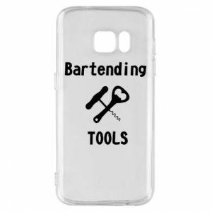 Etui na Samsung S7 Bartending tools