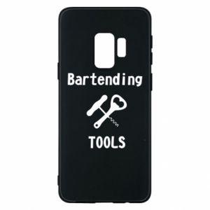 Etui na Samsung S9 Bartending tools