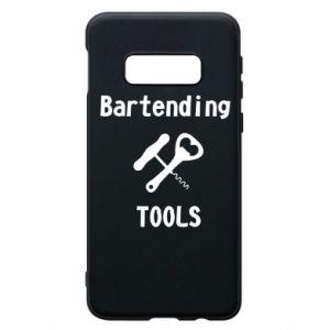 Etui na Samsung S10e Bartending tools