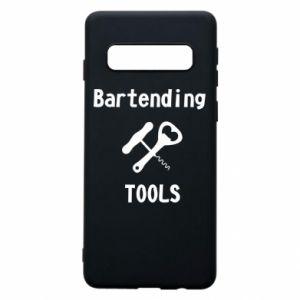 Etui na Samsung S10 Bartending tools