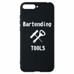 Etui na Huawei Y6 2018 Bartending tools