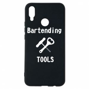 Etui na Huawei P Smart Plus Bartending tools