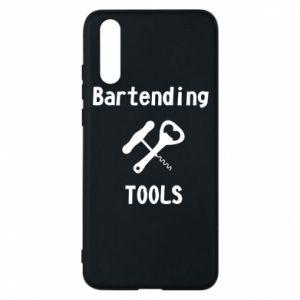 Etui na Huawei P20 Bartending tools