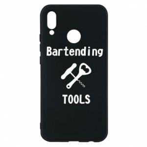 Etui na Huawei P20 Lite Bartending tools