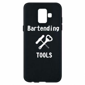Etui na Samsung A6 2018 Bartending tools