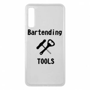 Etui na Samsung A7 2018 Bartending tools