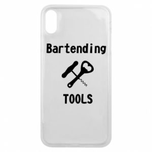 Etui na iPhone Xs Max Bartending tools