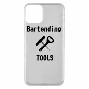 Etui na iPhone 11 Bartending tools