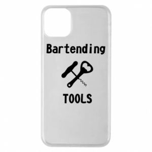 iPhone 11 Pro Max Case Bartending tools