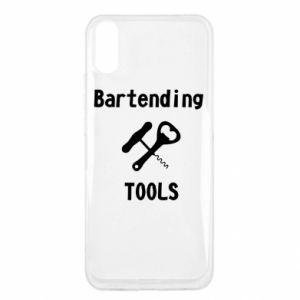 Etui na Xiaomi Redmi 9a Bartending tools