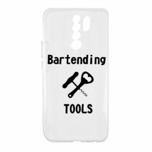 Etui na Xiaomi Redmi 9 Bartending tools