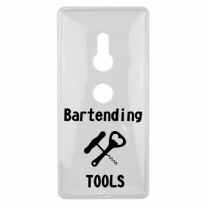 Etui na Sony Xperia XZ2 Bartending tools
