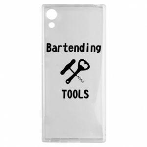 Etui na Sony Xperia XA1 Bartending tools