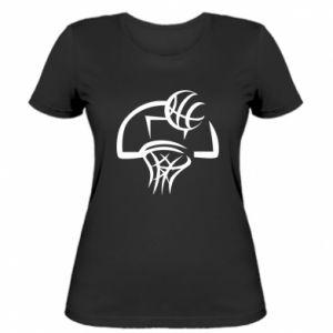 Women's t-shirt Basketball