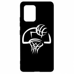 Samsung S10 Lite Case Basketball