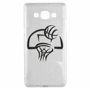 Samsung A5 2015 Case Basketball