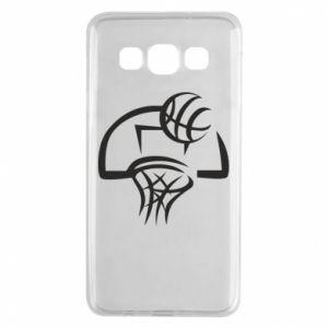Samsung A3 2015 Case Basketball