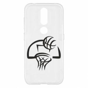 Nokia 4.2 Case Basketball