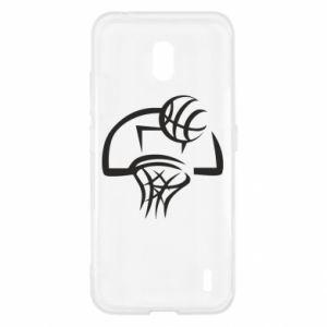 Nokia 2.2 Case Basketball