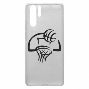 Huawei P30 Pro Case Basketball