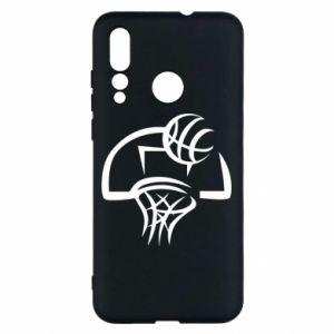 Huawei Nova 4 Case Basketball