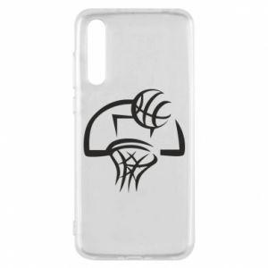 Huawei P20 Pro Case Basketball