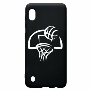Samsung A10 Case Basketball