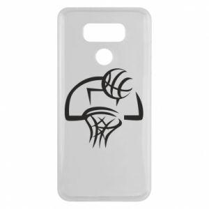 LG G6 Case Basketball