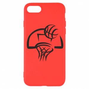 iPhone SE 2020 Case Basketball