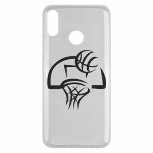 Huawei Y9 2019 Case Basketball