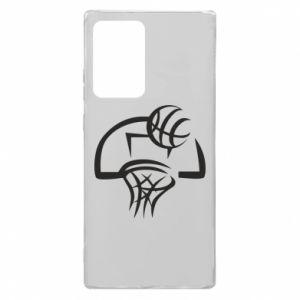 Samsung Note 20 Ultra Case Basketball