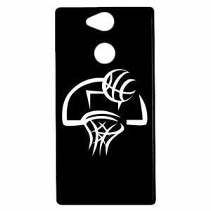Sony Xperia XA2 Case Basketball