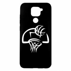 Xiaomi Redmi Note 9 / Redmi 10X case % print% Basketball
